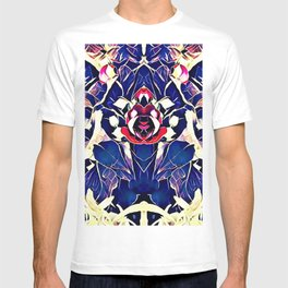 Fractal Floral T-shirt