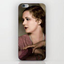 Marilyn Miller - Ziegfeld Follies iPhone Skin