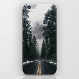 Forest Way iPhone Skin