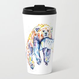 Red Panda - The Long Day Travel Mug