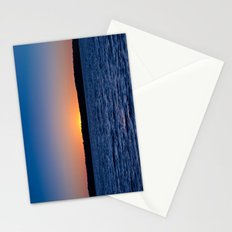Blue Sunrise Stationery Cards