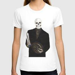 """DEATH      """"The Planet Earth Awards, Beyond Superstition"""" T-shirt"""