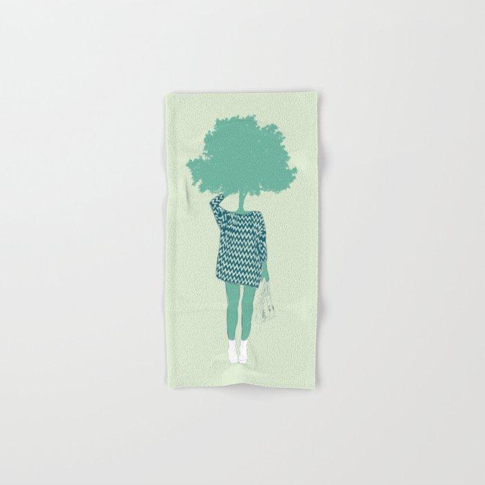 Woman Nature 6 Hand & Bath Towel