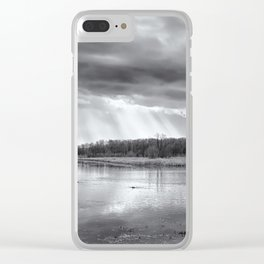 Birdland BW Clear iPhone Case