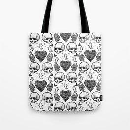 Ghostly Dreams II Tote Bag