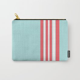 Seaside stripes Carry-All Pouch