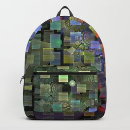 Blocked and Unbound Backpack
