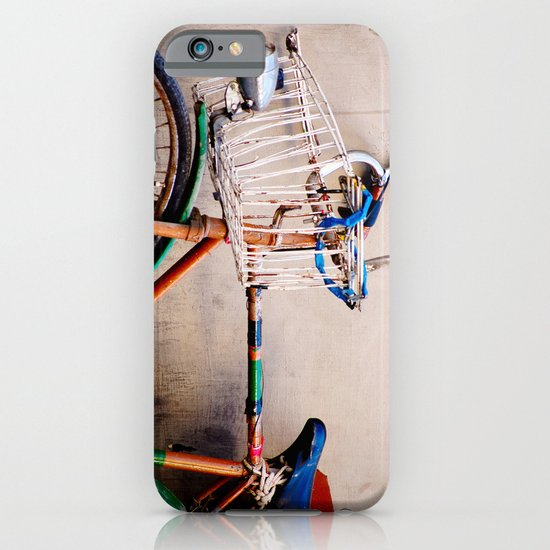I want to ride my bicycle iPhone & iPod Case