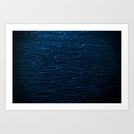 Water Form Art Print