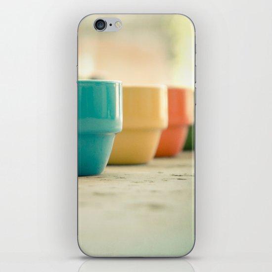 Rainbow Mugs iPhone & iPod Skin