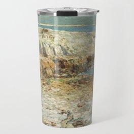 A North East Headland - Childe Hassam Travel Mug