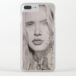 Inner Change Clear iPhone Case