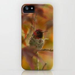 Golden Anna's iPhone Case