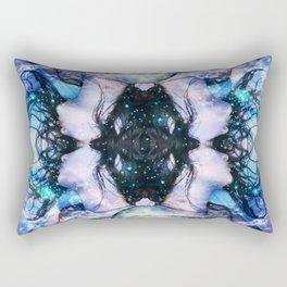 Saturn Child Rectangular Pillow