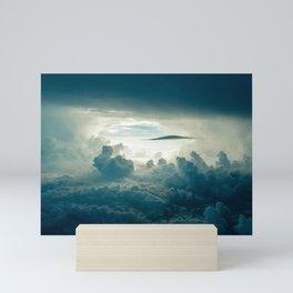 Cloud Scape Mini Art Print