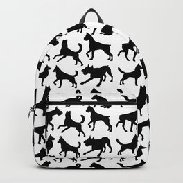 Dogs Backpack