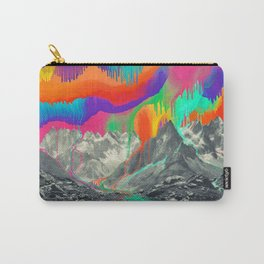 Skyfall, Melting Northern Lights Carry-All Pouch