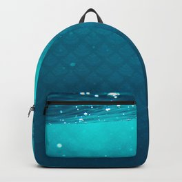 The Shape Of Water Backpack