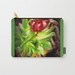 Surreal Succulent Carry-All Pouch
