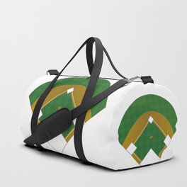 Baseball Illustration Duffle Bag