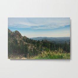 Black Hills National Forest 3 Metal Print