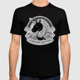 Hardcore Unicorn T-shirt