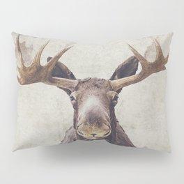 Moose Pillow Sham