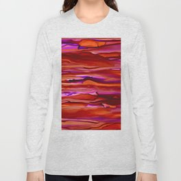 Sunset on the Waves Long Sleeve T-shirt