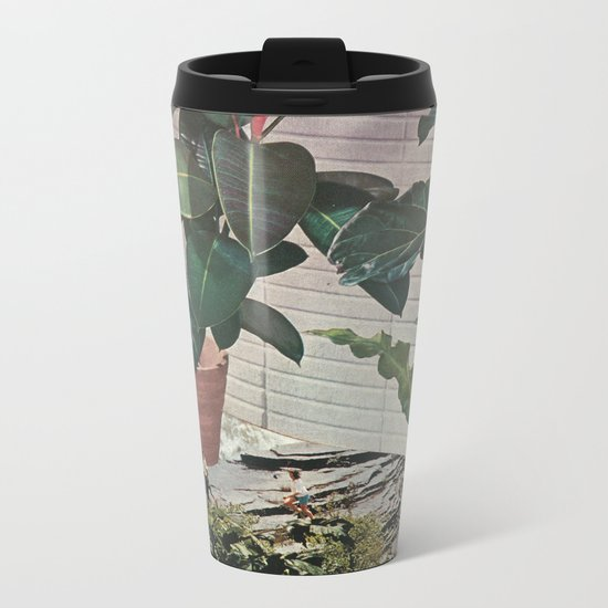 Plantlife - Safari Metal Travel Mug