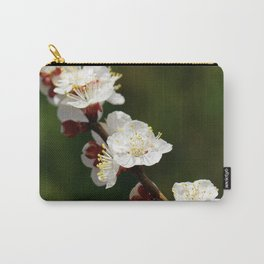 A Sprig of Apricot Blossoms 1 Carry-All Pouch