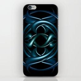 Circle of life II iPhone Skin