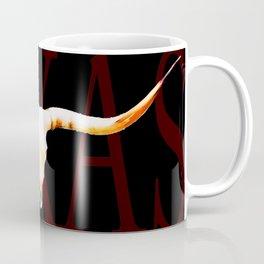 Texas Longhorns By Sharon Cummings Coffee Mug