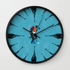 Thunderball Wall Clock