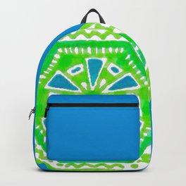 Turtle Hexagon Backpack