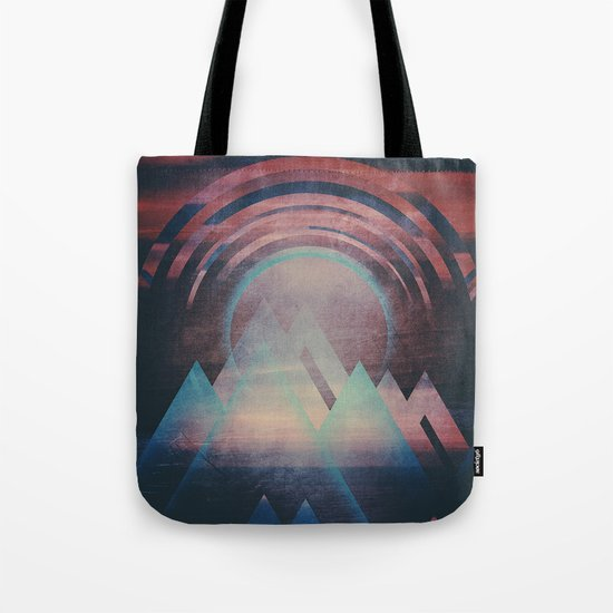 Fractions B03 Tote Bag