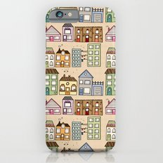 Houses Slim Case iPhone 6s