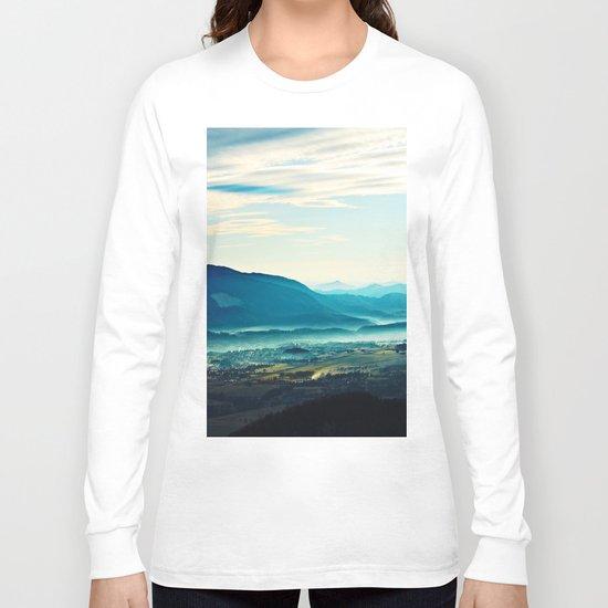 Blue Vista Long Sleeve T-shirt