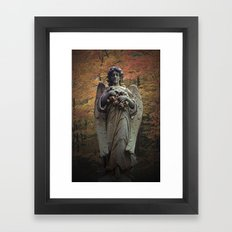 WallaAngel1 Framed Art Print