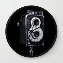 Through The Camera Lens 4 Wall Clock