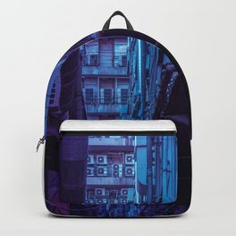 Tokyo Nights / Shadow of The Day / Liam Wong Backpack