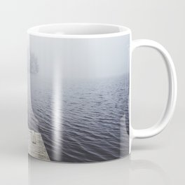 Fading into the mist Coffee Mug