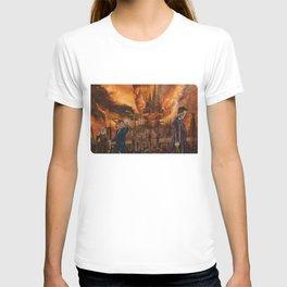 Saviour of Gallifrey T-shirt