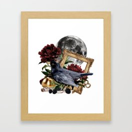 The Bird King Framed Art Print