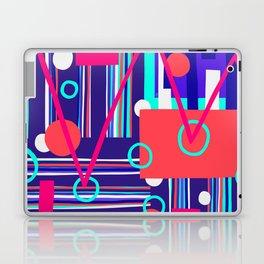 Peaks & Troughs Laptop & iPad Skin