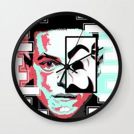Hackers Wall Clock