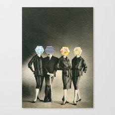 Modern Fashion Canvas Print