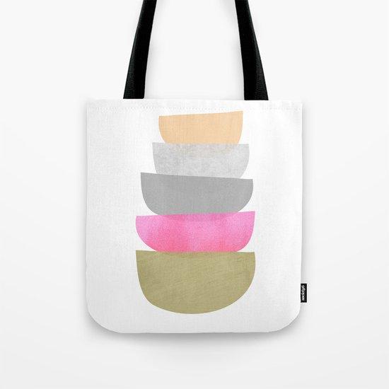 Balance, Mid Century Modern Art Tote Bag