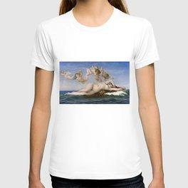 "Alexandre Cabanel ""The Birth of Venus"" (1863) T-shirt"