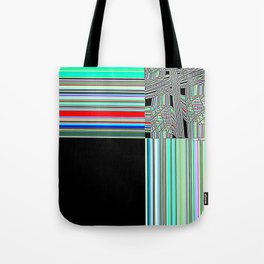 Re-Created Southern Cross XXXII by Robert S. Lee Tote Bag