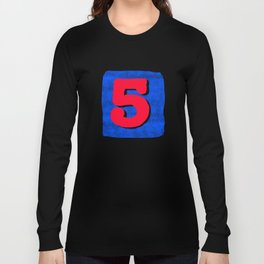 Number5 Long Sleeve T-shirt